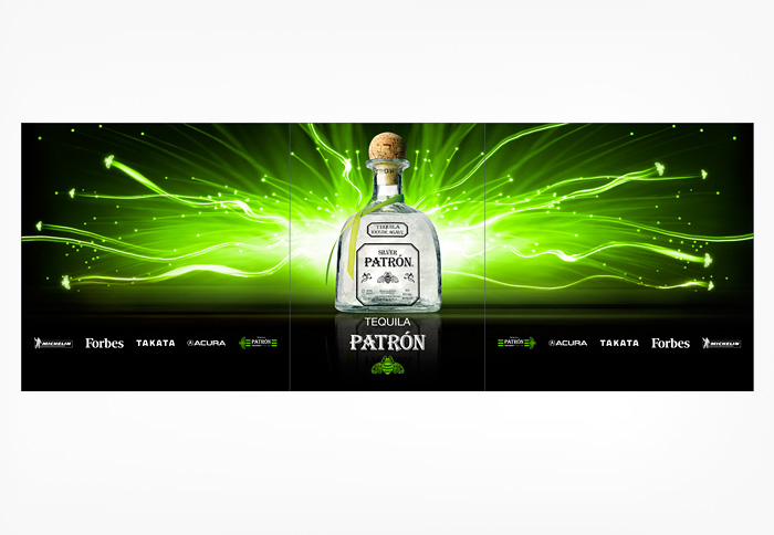 Patron Highcroft 2008