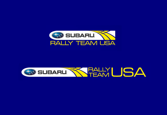Subaru Rally Logo Subaru Rally Team Usa
