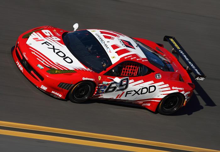 AIM FXDD Ferrari